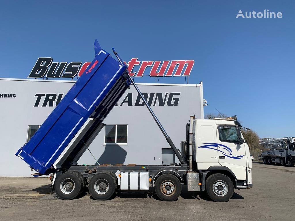 VOLVO FH16 540 8x4 Kipper 18 cbm / Euro 5 dump truck