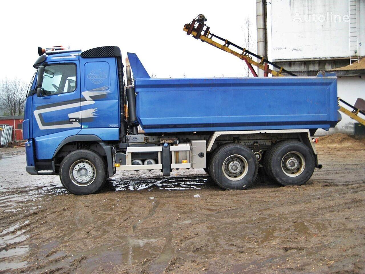 VOLVO FH16 600 6x4*Kipper*Retarder*Manual*Euro 5 dump truck