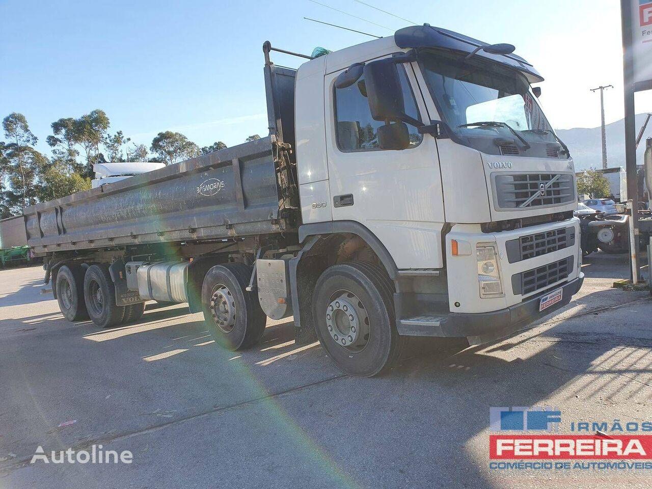 VOLVO FM 380 2010 6x4 basculante  dump truck