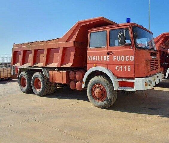 ASTRA BM20 Ex VVFF dump truck