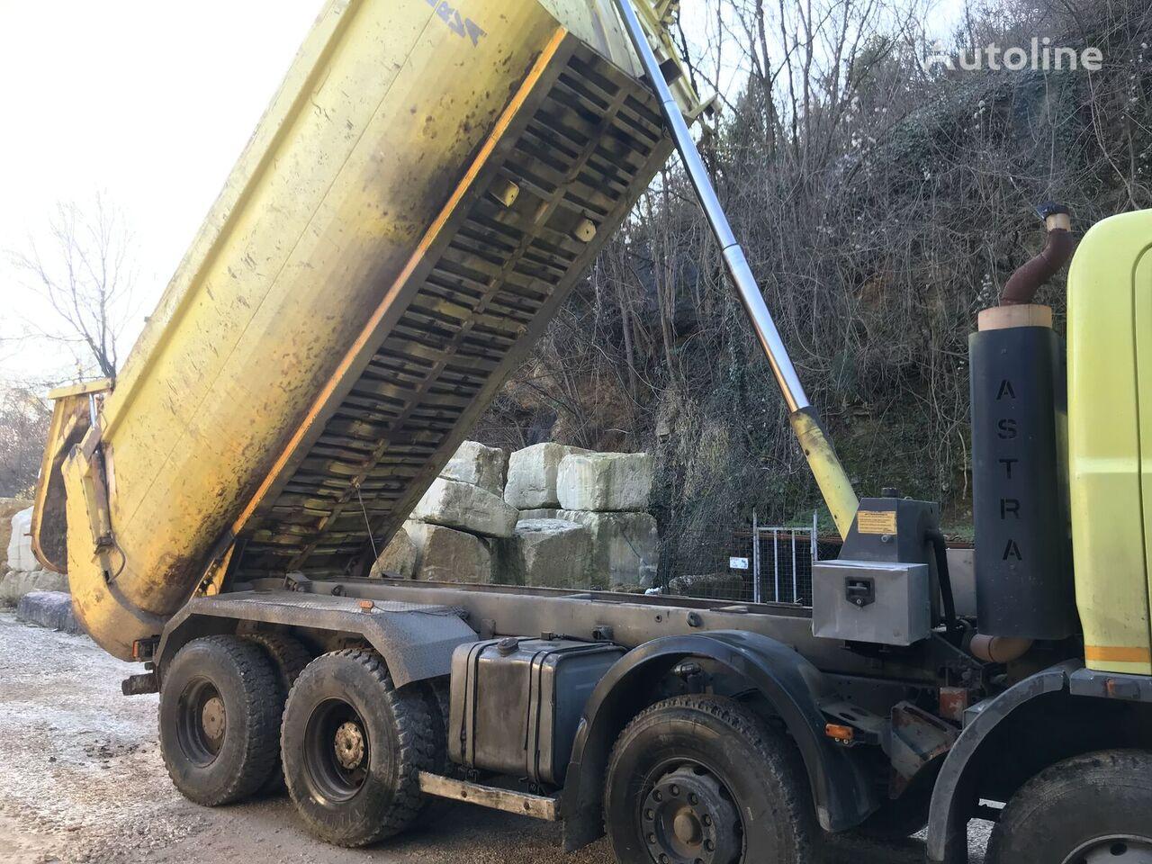 ASTRA HD 84.45 dump truck