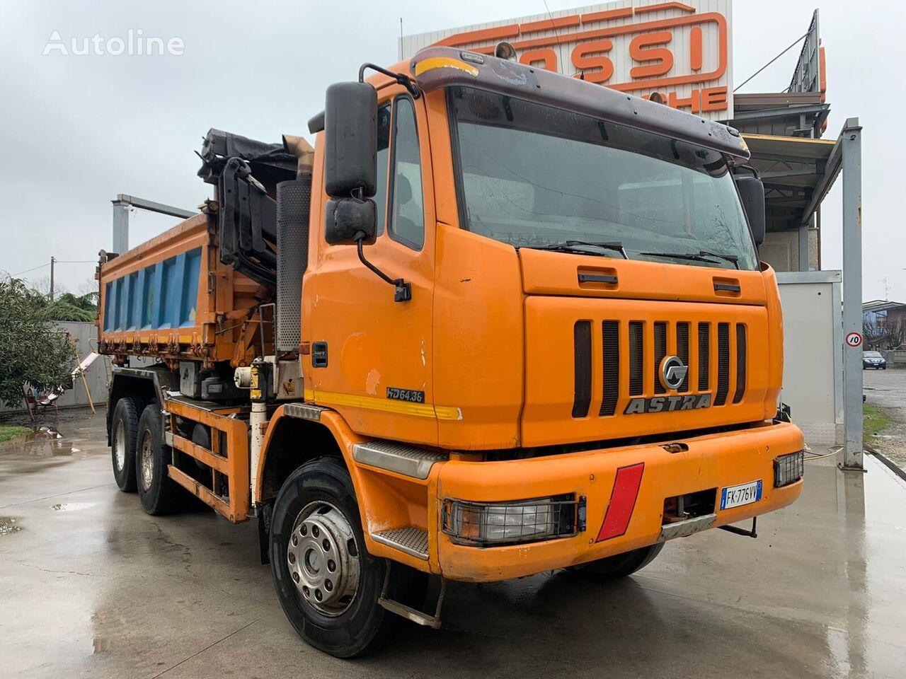 ASTRA HD7 64 38 dump truck