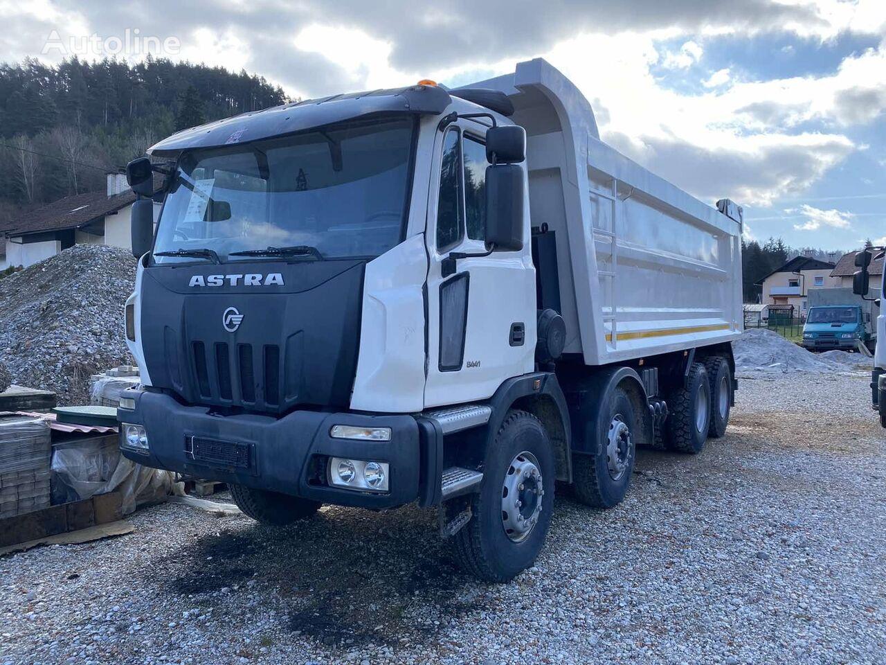 ASTRA HD84 8x4   dump truck
