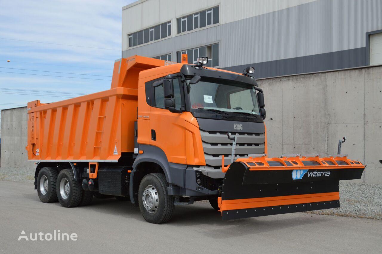 new BMC Tugra 3540 dump truck