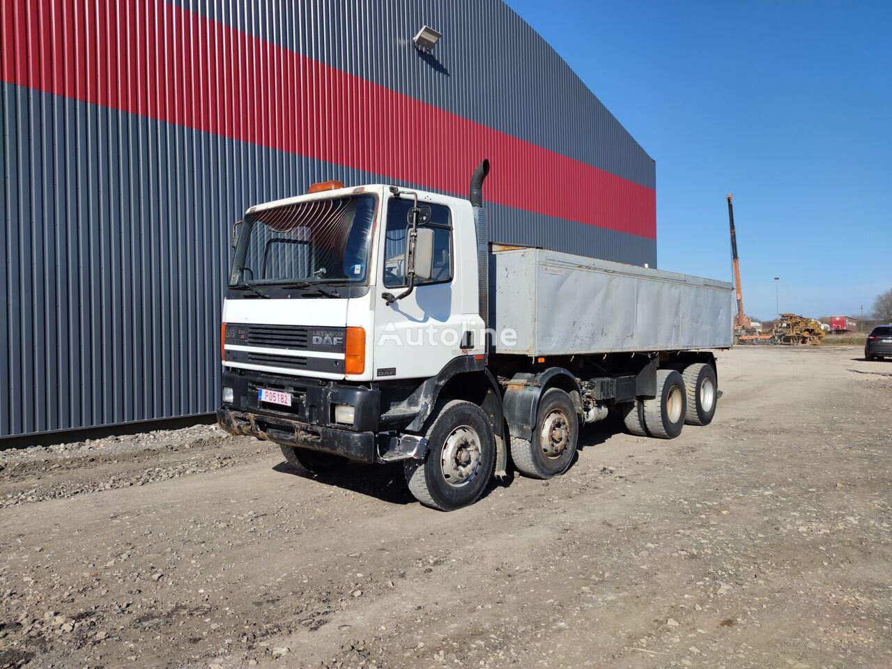 DAF 85.330, 8x4 dump truck