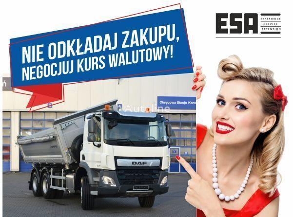 new DAF CF 450 FAT 6X4 KH-KIPPER dump truck