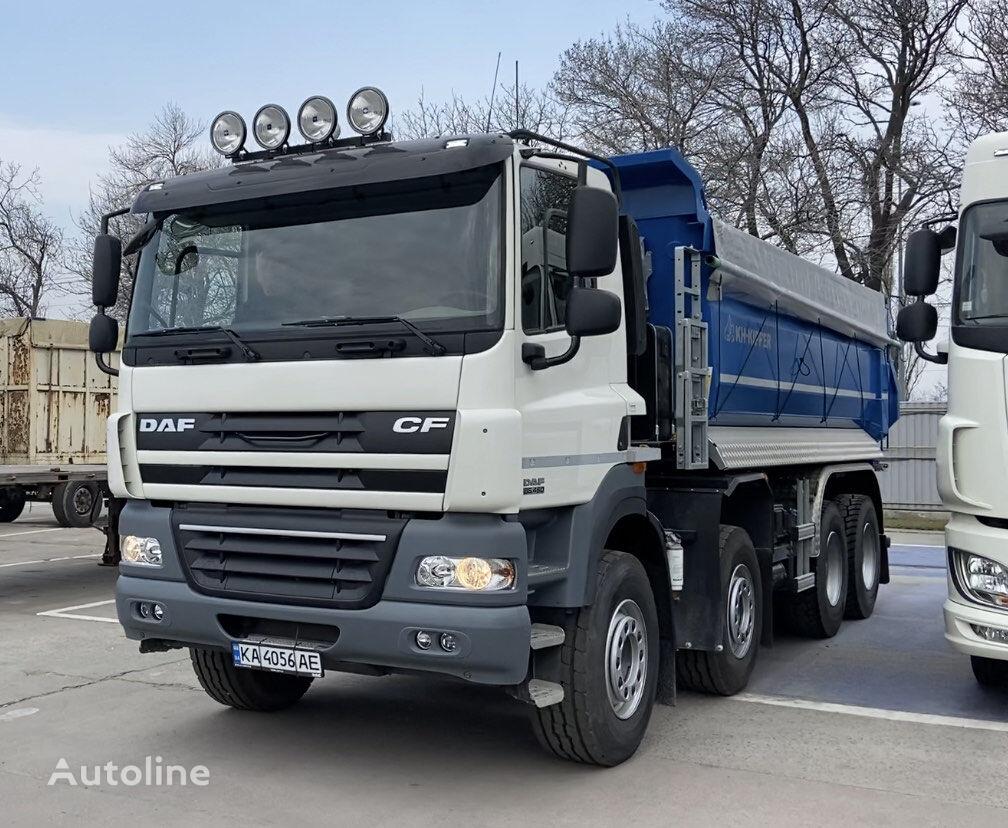 DAF CF 85.460 v Lizing dump truck