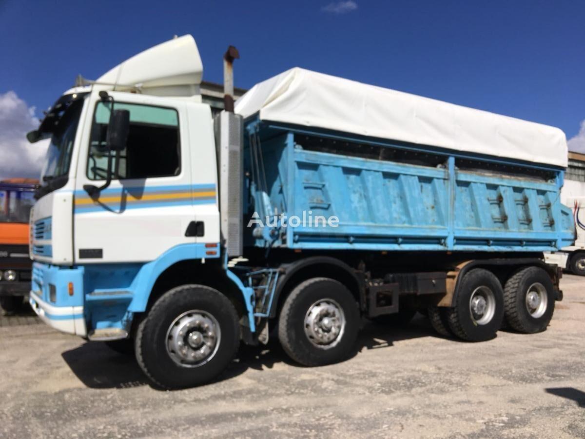 DAF CF85 430 TOP Unit 8x4 dump truck