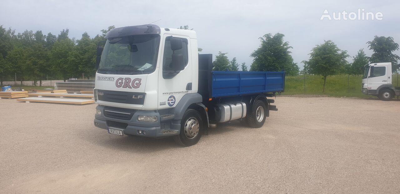 DAF LF 55 250 dump truck