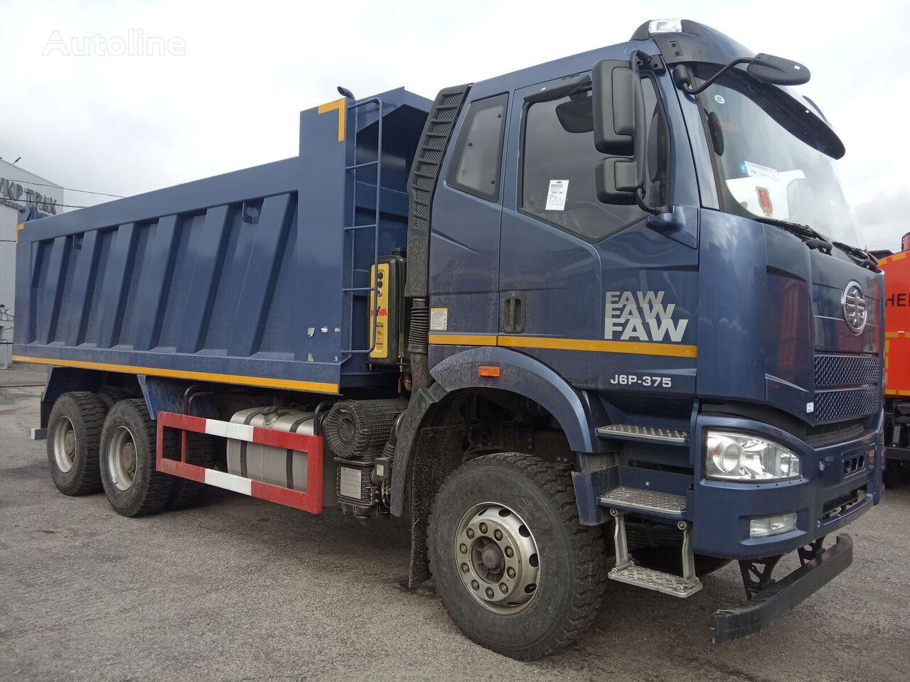 new FAW J6P 6h4 dump truck