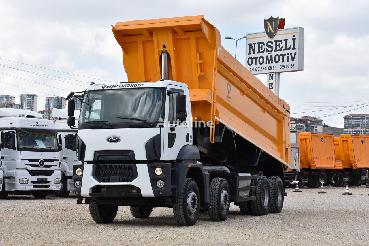FORD CARGO 2018 4142 D E6 A/C 8X4 MANUEL HARDOX TİPPER dump truck