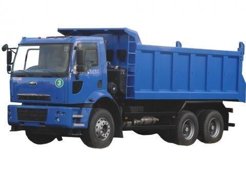 FORD CARGO 3530 D dump truck