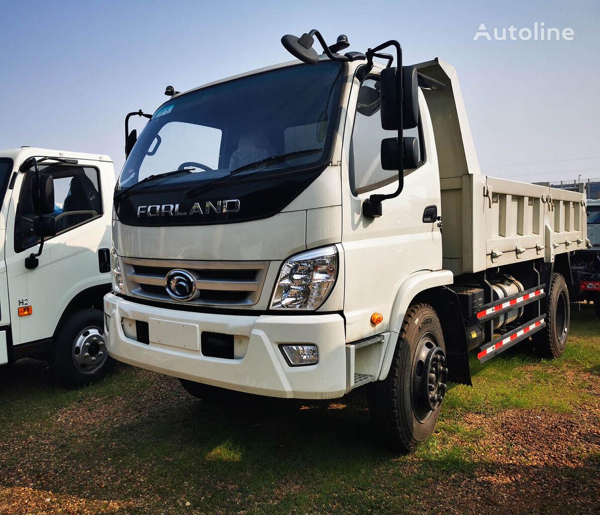 new FORLAND FOTON 9T  4X2 samosval dump truck