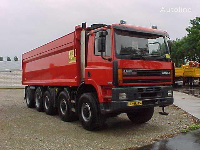 GINAF 5450-S dump truck