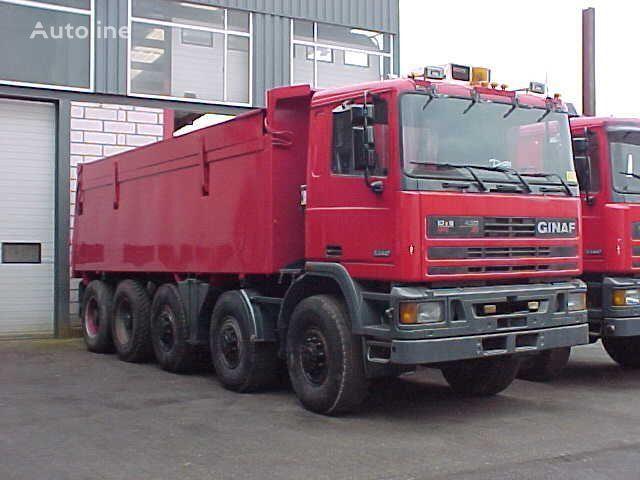 GINAF G5447 dump truck