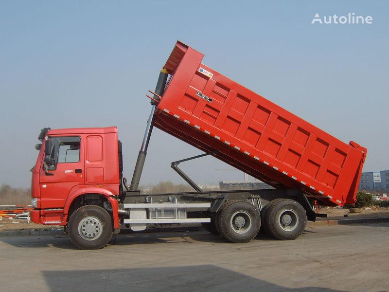 new HOWO dump truck