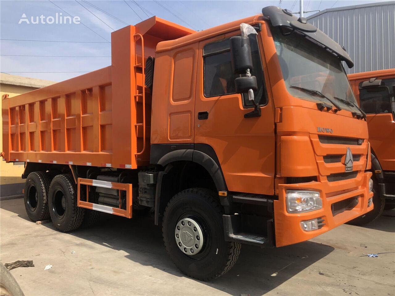 HOWO 371 dump truck
