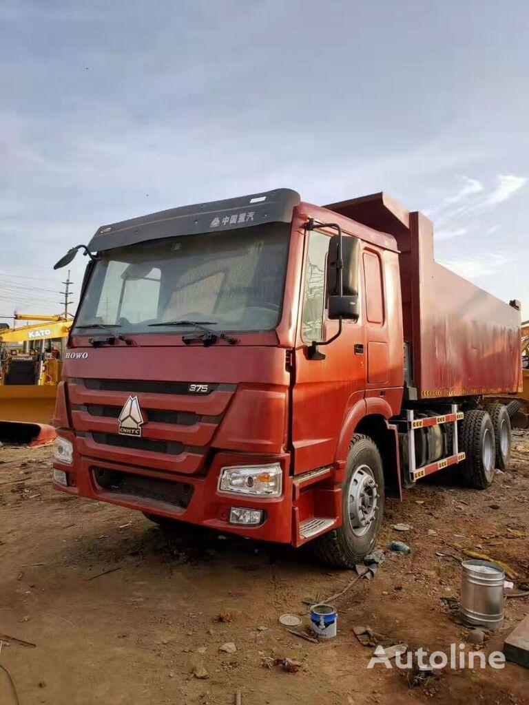 HOWO 371/375 dump truck