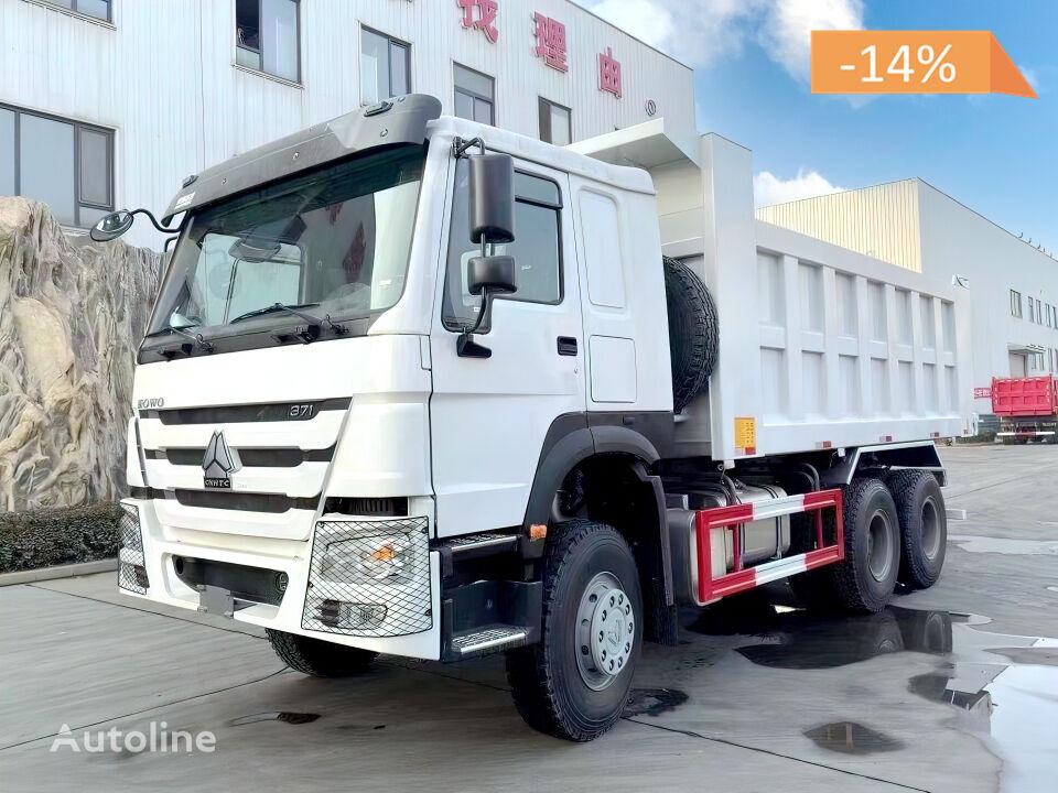new HOWO 371HP dump truck