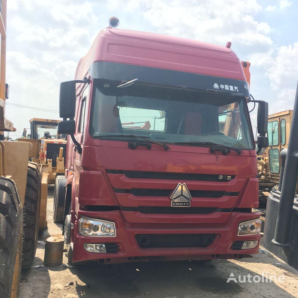 HOWO 6*4 375 dump truck