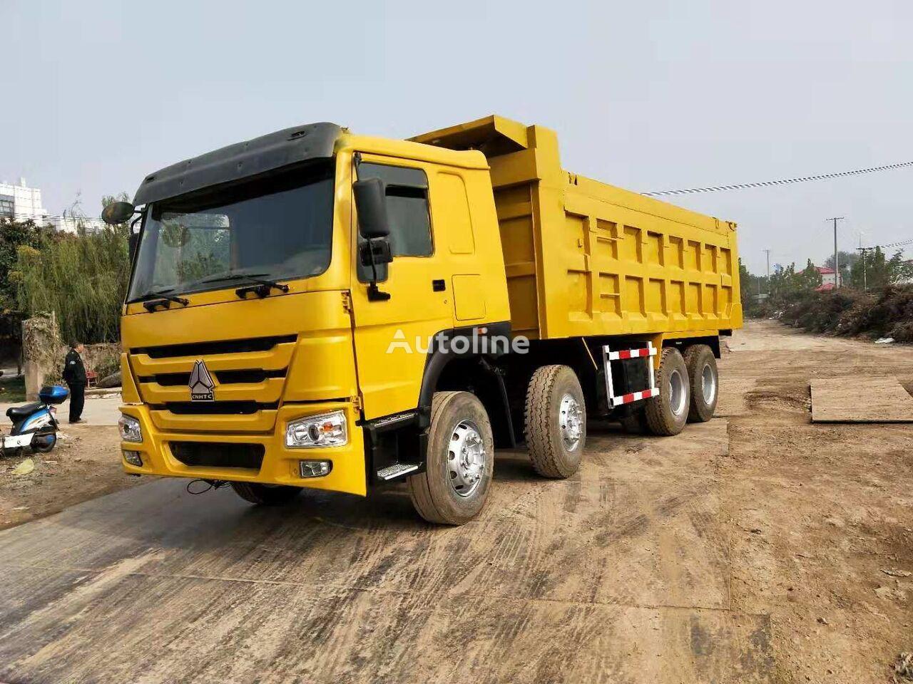 HOWO 8*4 dump truck