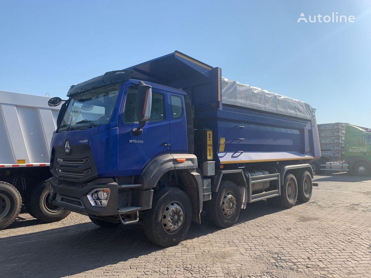 new HOWO HOHAN N7G dump truck