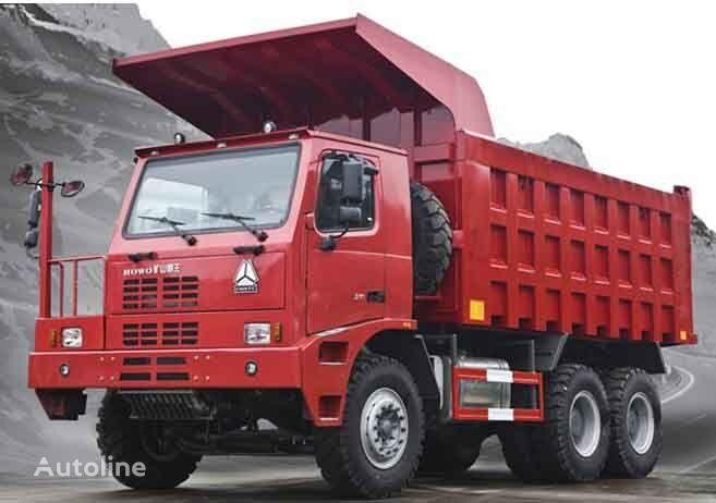 new HOWO Mining dump truck dump truck