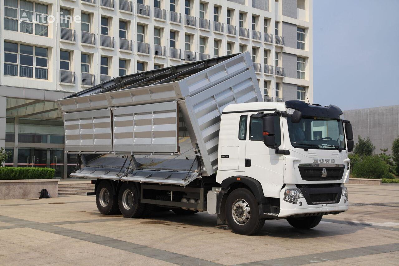 new HOWO T5G dump truck
