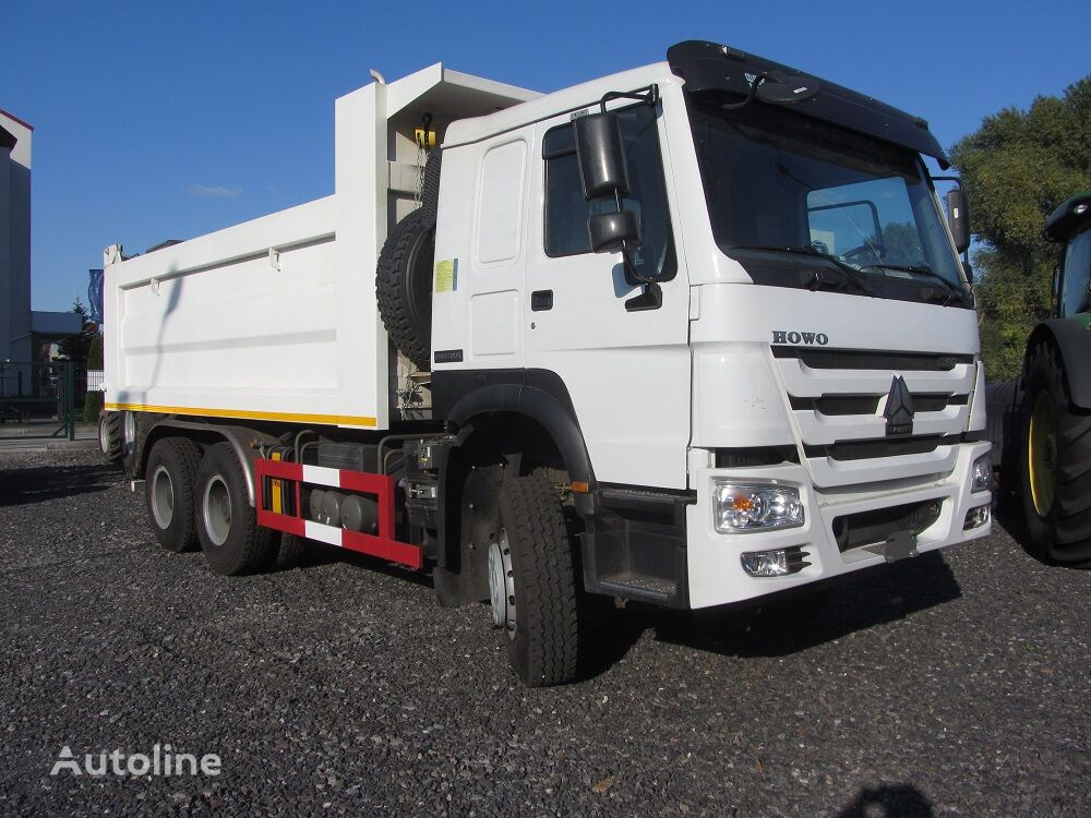 new HOWO ZZ dump truck