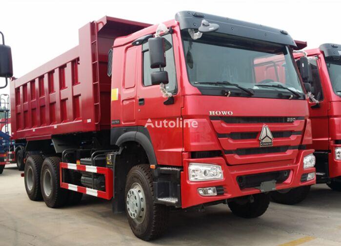 new HOWO ZZ3257N3647A dump truck