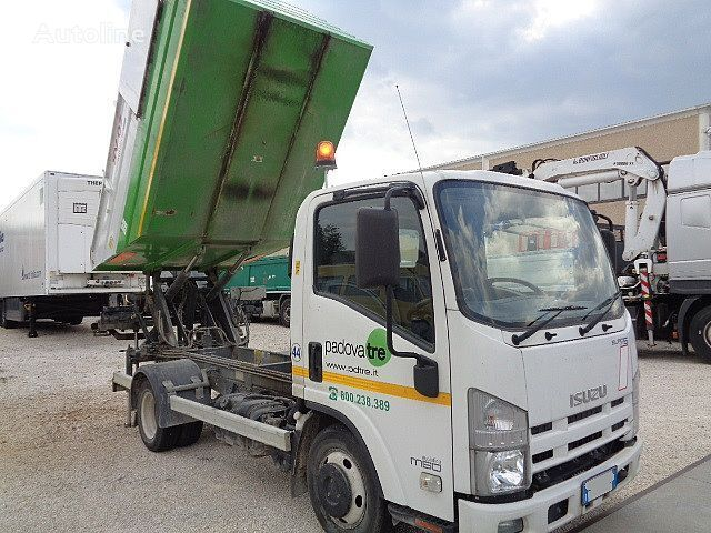 ISUZU 5.0 VASCA RIBAL RACCOLTA DIFFERENZIATA/RSU dump truck