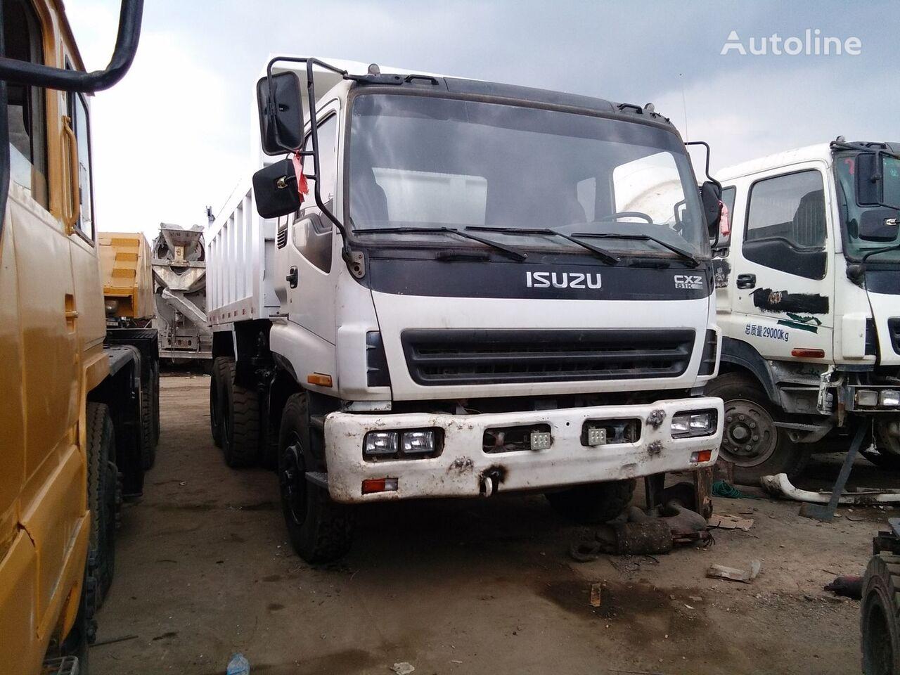ISUZU CXZ dump truck