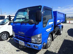 ISUZU ELF NKR85A  dump truck