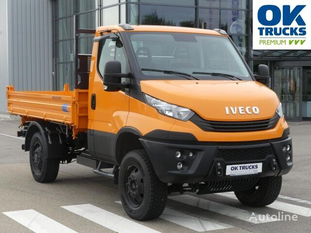 IVECO Daily 70S18H WX dump truck