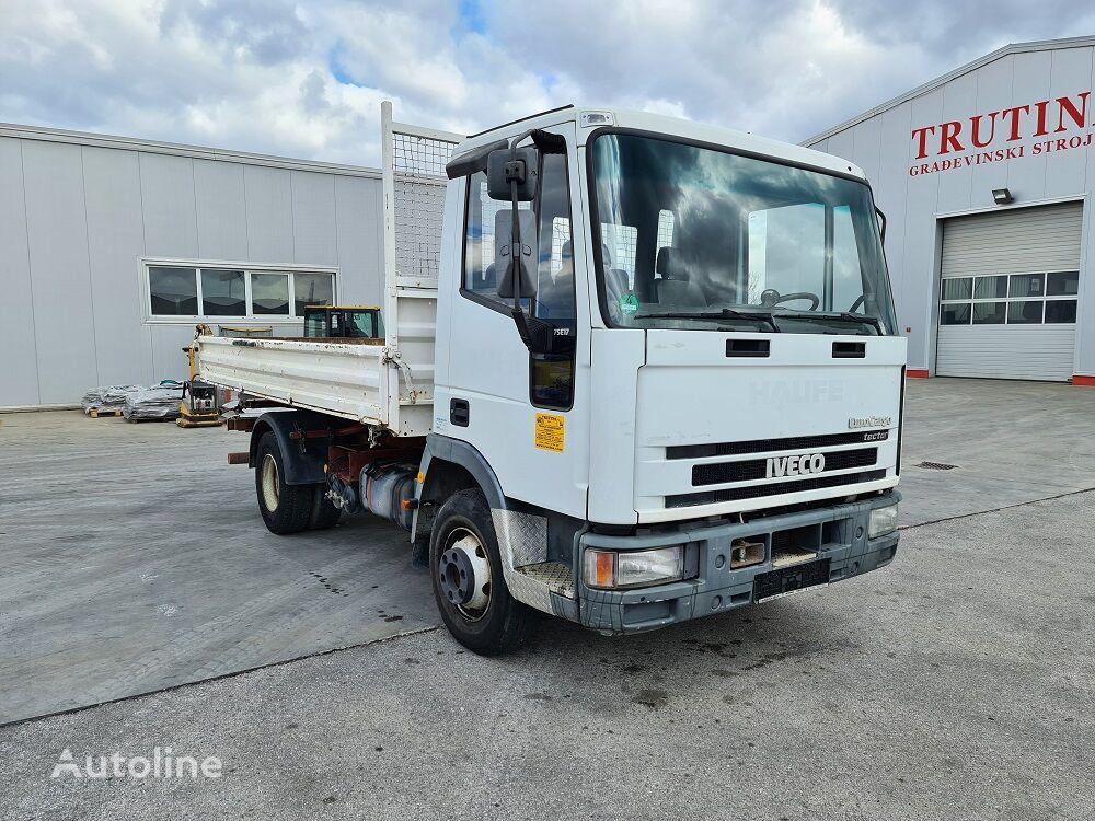 IVECO ML75E dump truck