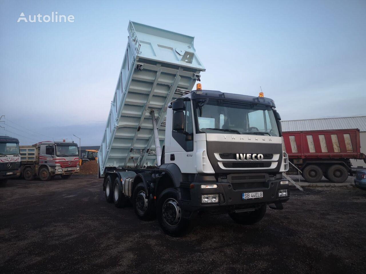 IVECO Trakker 410 dump truck