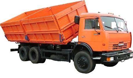 new KAMAZ 45144 dump truck