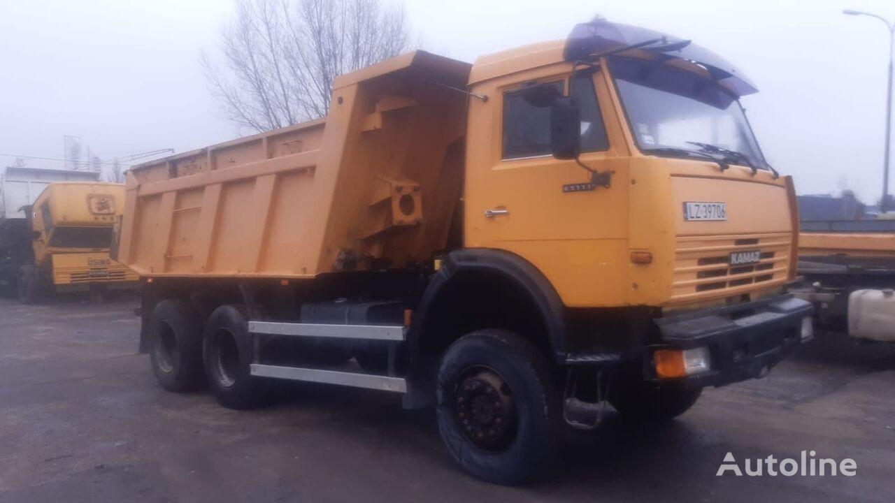 KAMAZ 65111 dump truck