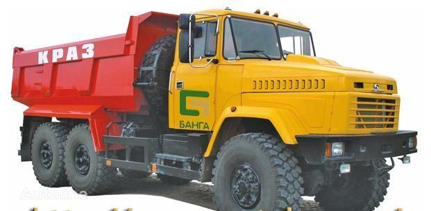 new KRAZ 65032-064-2  dump truck