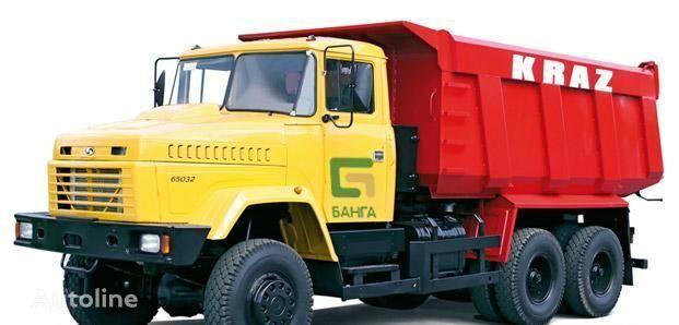 KRAZ 65032-068 dump truck