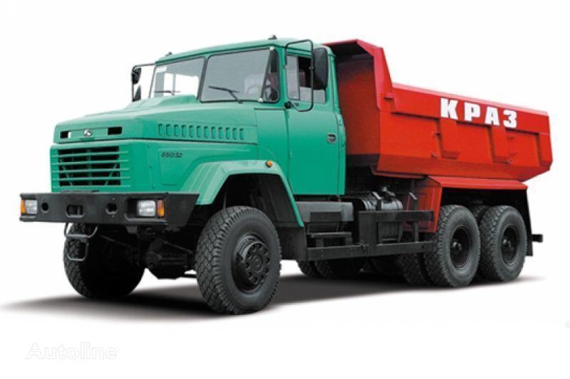 new KRAZ 65032 tip 1 dump truck