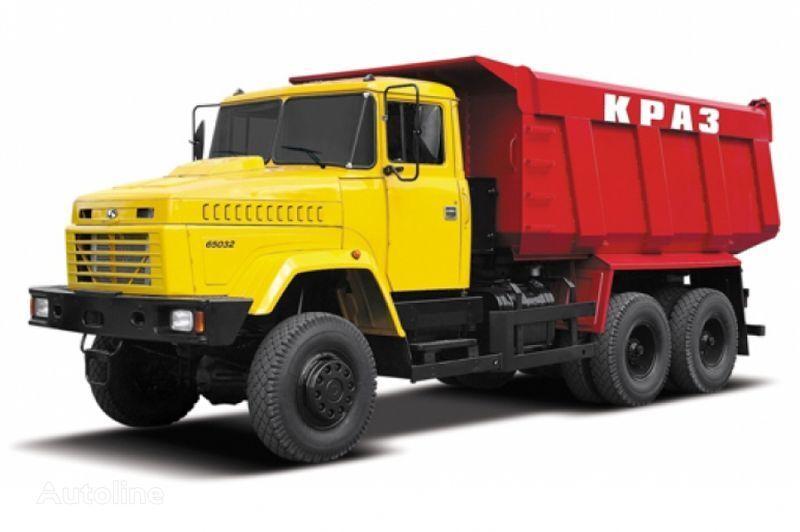 KRAZ 65032 tip 5  dump truck
