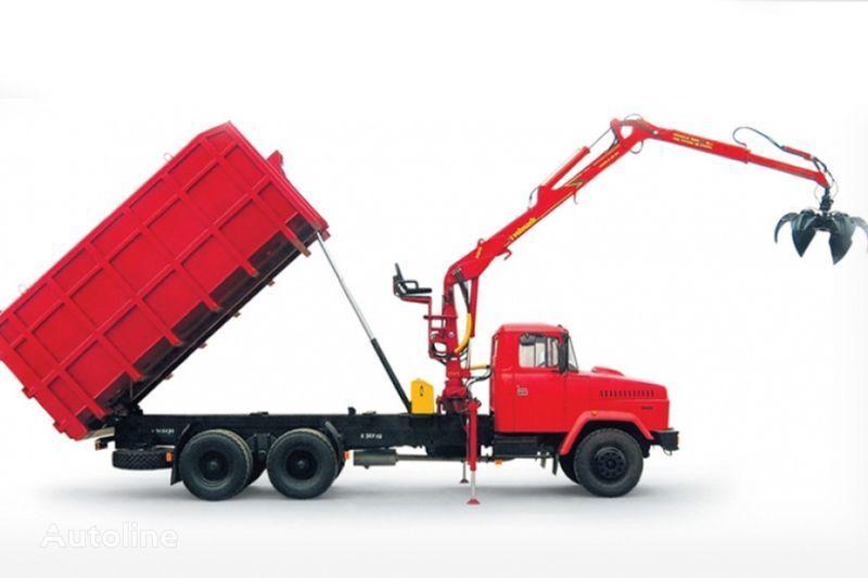 new KRAZ 65053 lomovoz  dump truck