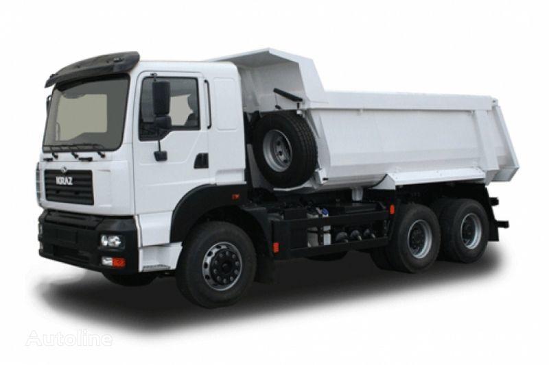 new KRAZ C26.2M  dump truck