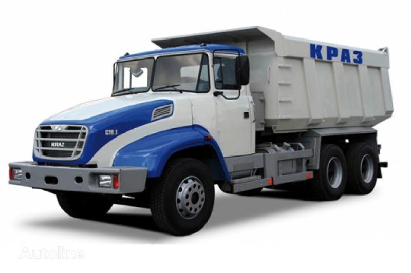 KRAZ S18.1  dump truck