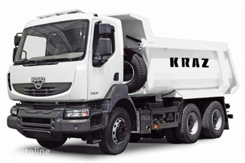 KRAZ S20.2R  dump truck