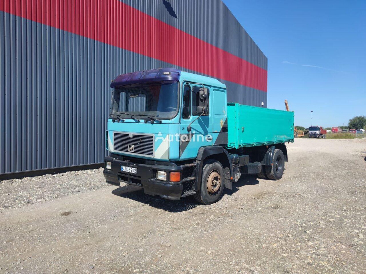 MAN 19.422 dump truck