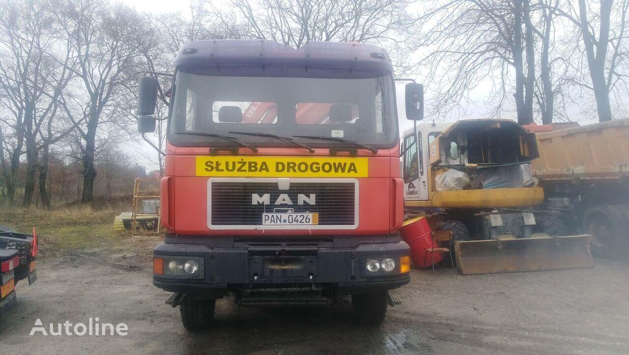 MAN 27.403 HDS BORDMATIC dump truck