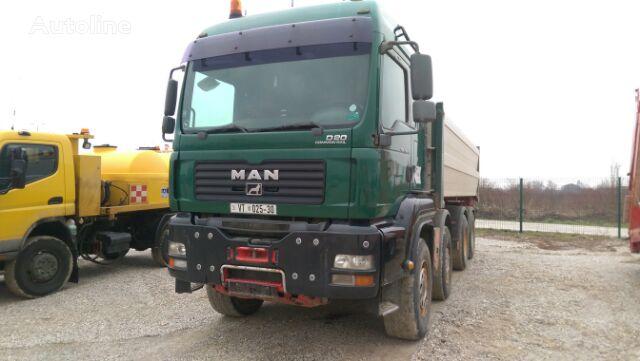 MAN 35.430 dump truck