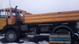MAN F19.281 4x4 only chassis dump truck